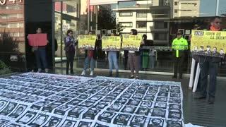 Video: Víctimas piden a excomandante Montoya la verdad sobre los falsos positivos