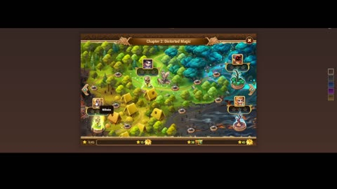 [GAMEPLAY] Hero Wars Web How To Mini Game 1 LV6