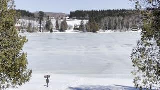It will soon be a lake again
