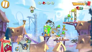 Playing Angry Birds 2 on PC