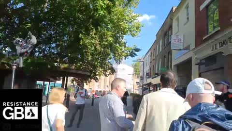 #LIVE London Official Voice Freedom Rally l Anti Lockdown / Apartheid Protest (16.09.21)