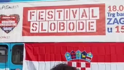 Festival Slobode 2.0 18.9.2021 govor Andrija Klarić