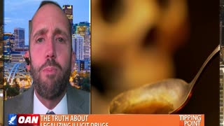 Tipping Point - Jeff Hunt on Cannabis and Crime