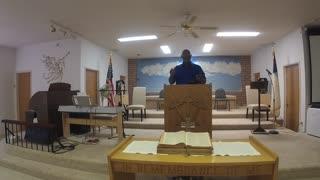 Sunday Sermon: Pastor Nehemiah Brown - September 27, 2020