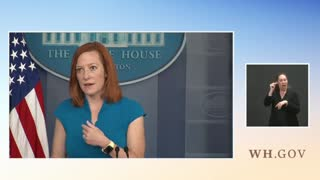 """Psaki REFUSES To Call It A """"Crisis"""" At The Border"""