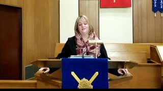 Sermon - PWS&D Sunday - February 7, 2021