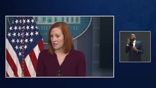 Biden Press Sec Gives RIDICULOUS Answer on Trans Athletes Competing With Girls