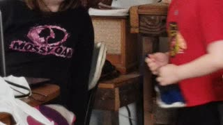 Kids telling jokes 2