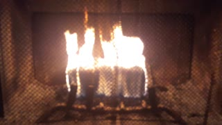My fireplace (Relax)