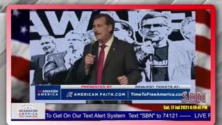 Mike Lindell's FULL Speech at Reawaken America - July 2021