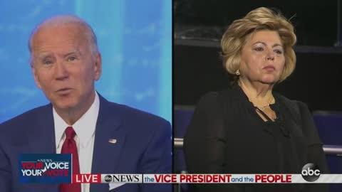 "Joe Biden Humiliates Himself, Suggests Cops Shoot Dangerous Criminals ""In the Leg"""