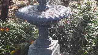 Slow Motion Fountain