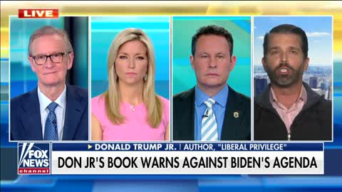 "Donald Trump Jr. DESTROYS Biden on ""Asinine"" Open Border Policies"