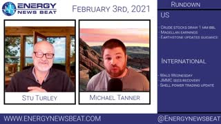 The Daily World Finance in Energy Show -2-3-2021