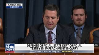 Devin Nunes slams impeachment 'three-card monte,' yields to Adam Schiff for 'storytime hour'