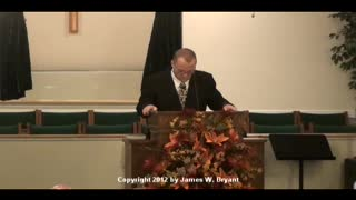 Special Clip - Where Do You Stand, by James W. Bryant, 2012