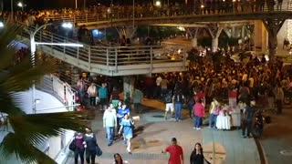 Marcha de Floridablanca a Bucaramanga