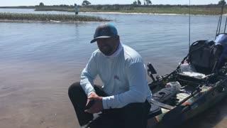 Kayak Fishing Tournament Motivational Speech