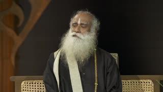 Guru speaks out