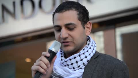 Why We Must Stand with Palestine Ayman Qwaider