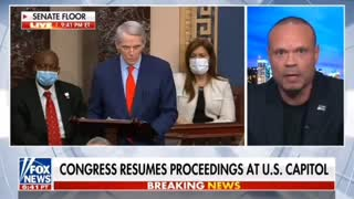 Dan Bongino: Capitol Hill Mayhem Exposed Media Hypocrisy