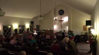 """LCC's 2020 Christmas Eve Service"" 2020-12-24, Longbranch Community Church"