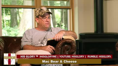 Mac Bear & Cheese: Simple as a Child Matthew 18