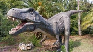 Dinosauro T-Rex parte seconda