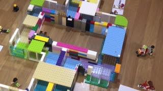 Lego Set Hamster Course