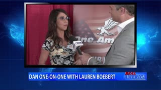 Real America: Dan Ball w/ Lauren Boebert - March 1st