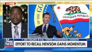 California Governor Recall Effort Gains Momentum