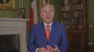 Greg Abbott: Biden Is Chastising Texas for 'Making It Easy To Vote and Hard To Cheat'