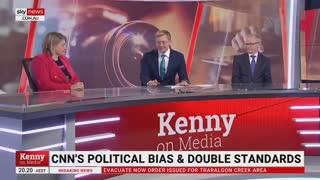 Australian media makes fun of the American media.