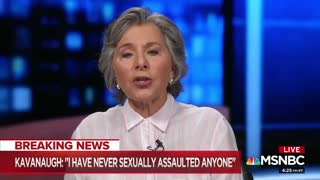 Former Sen. Barbara Boxer: Kavanaugh Looked Like Someone Who Could Attack a Woman