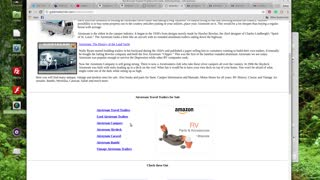 Airstream Travel Trailers for Sale