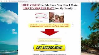 300dollarsdaily.com Video training 2