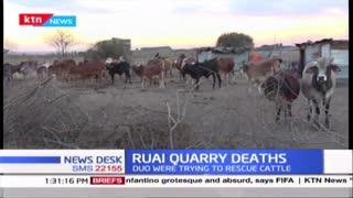 Two bodies retrieved from Ruai quarry