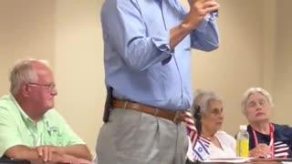 GA Secretary of State Brad Raffensperger - Election Fraud Super Hero
