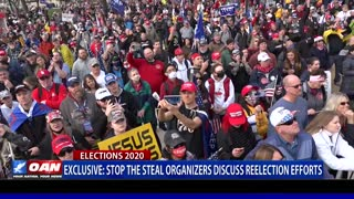 Exclusive: Stop the Steal organizers discuss reelection efforts