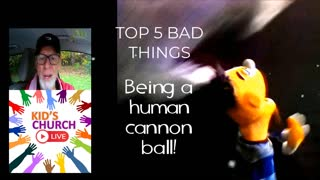 Roscoe's Top 5 List: BAD THINGS