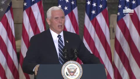 Vice President Mike Pence @ Fort Drum 1/17/2021