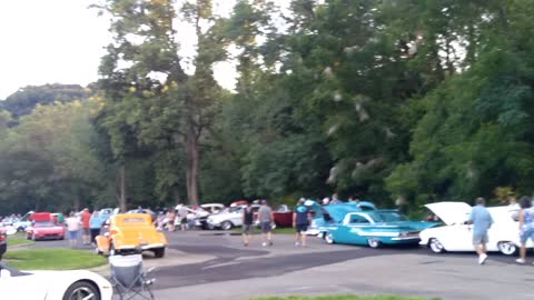 Canal Fulton Sunset Concert Series & Classic Car Show Aug 2021