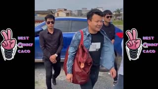 chinese People doing stupid things New Funny Videos 2020