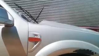 Grave accidente en el Anillo Vial Floridablanca - Girón