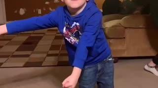 Flossing dancing