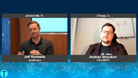 """""""Tech Talk USA"""" with Andrey Stryukov from CountBOX"""