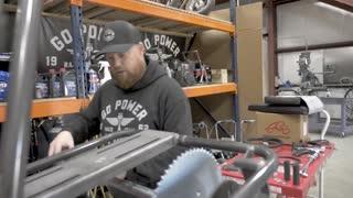 Off Road Vintage Go Kart Kit Build Project