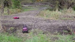 Special Ferrari Restoration Abandoned - RC Rescue Offroad Cars-1