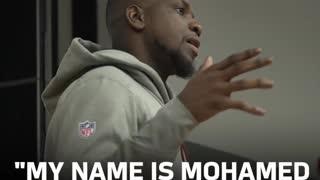Mohamed Sanu Inspiring Speech