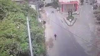 UN POLICÍA MUERTO Y OTRO HERIDO DEJA ATAQUE SICARIAL EN SAN VICENTE DEL CAGUÁN